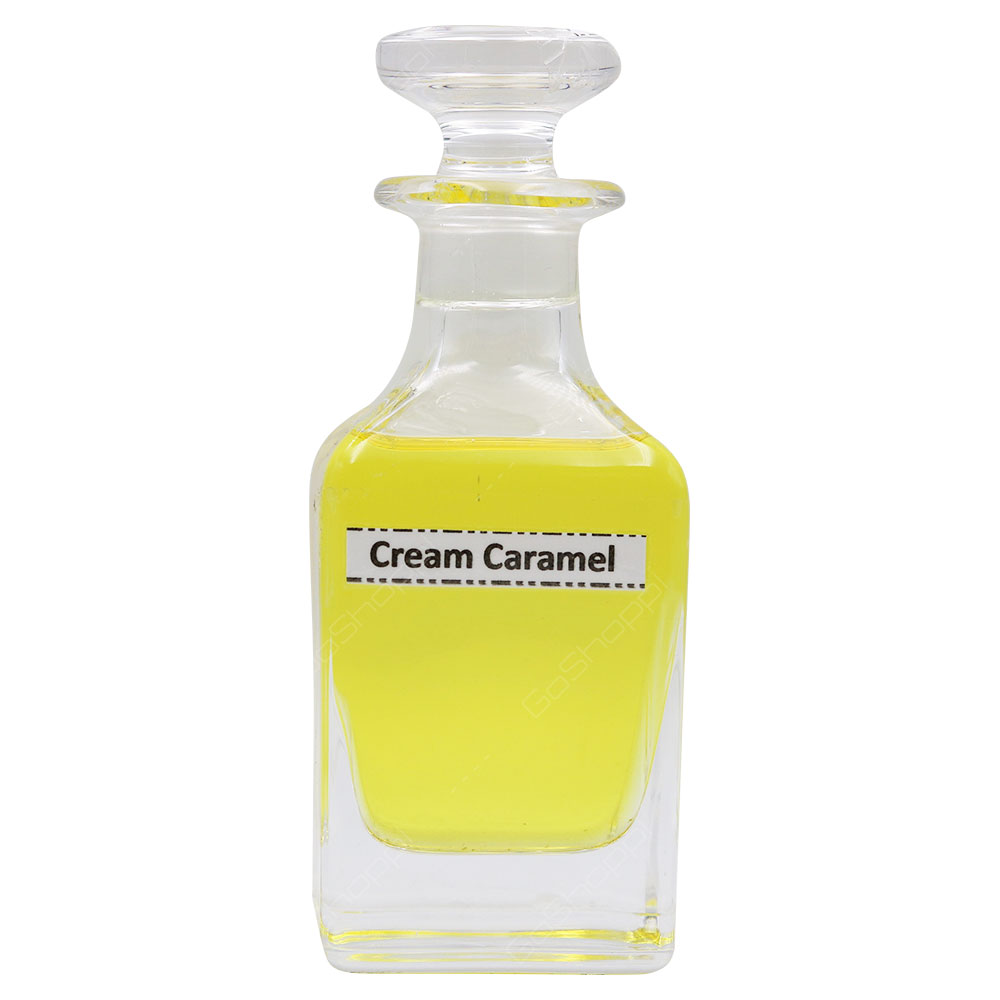 Oil Based - Cream Caramel Spray