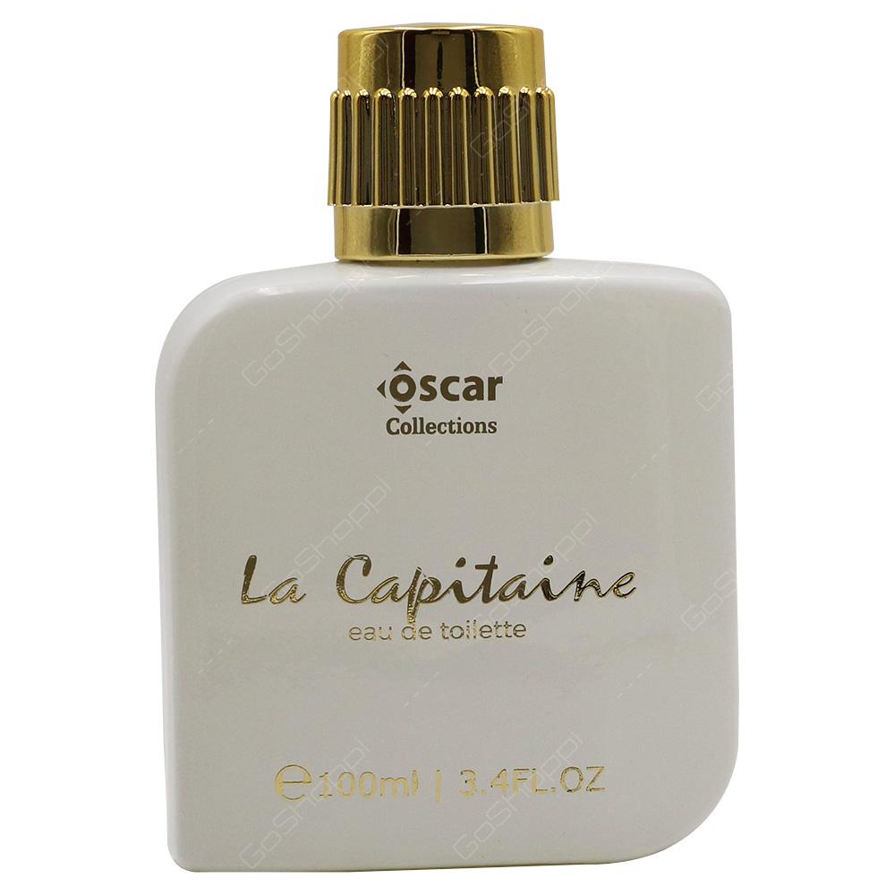Oscar Collections La Capitaine For Men Eau De Toilette 100ml