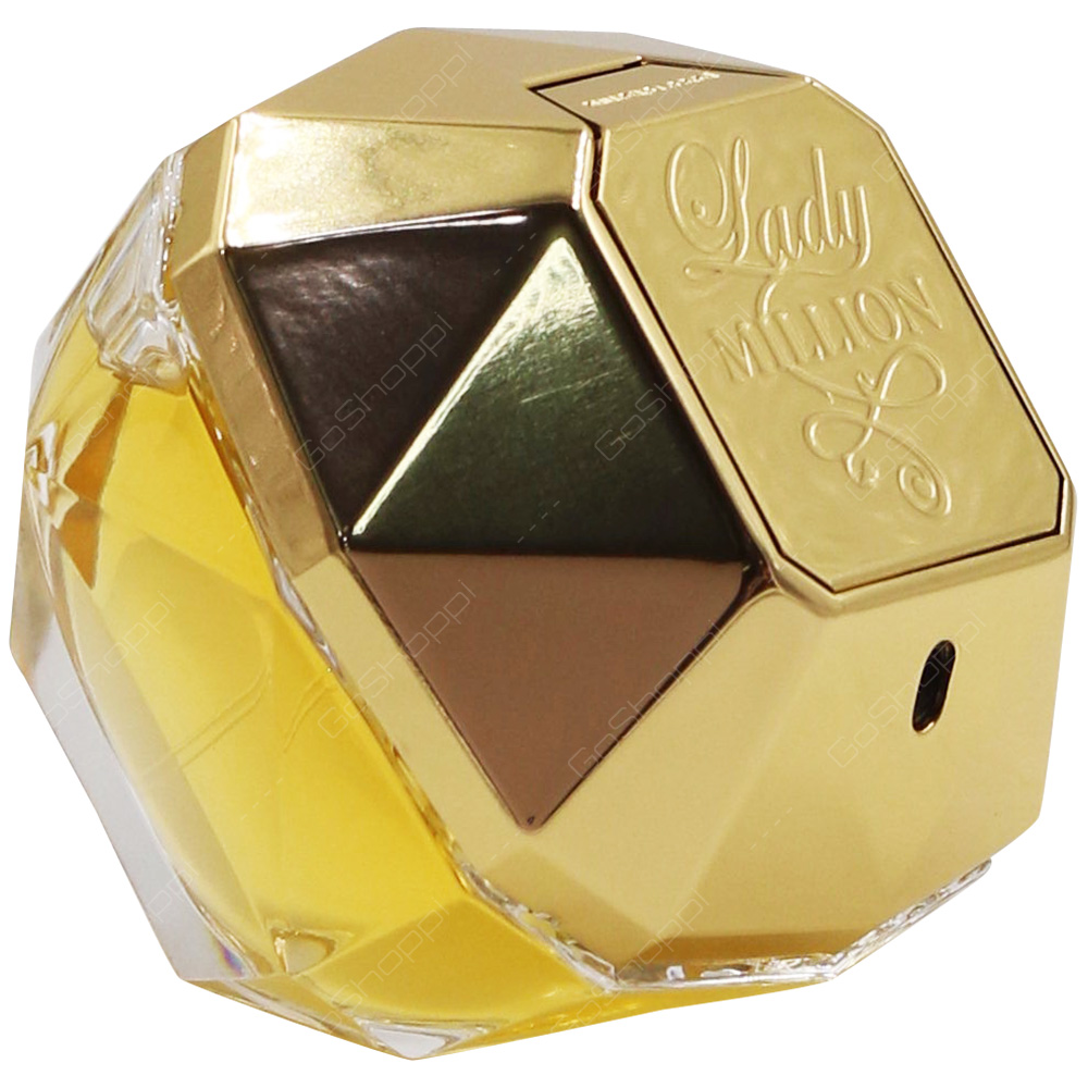 Paco Rabanne Million Lady Eau De Parfum 80ml