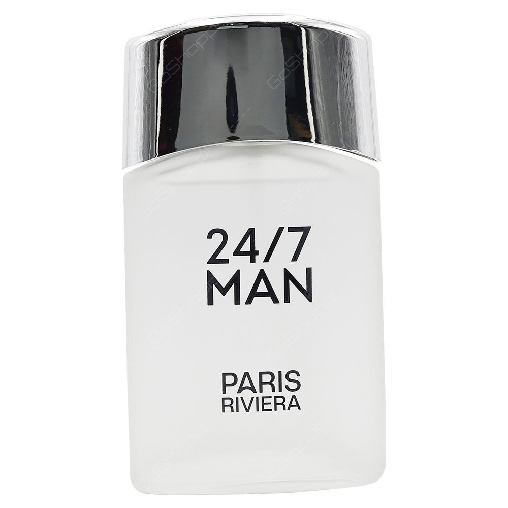 Paris Riviera 24/7 Man Eau De Toilette 100ml