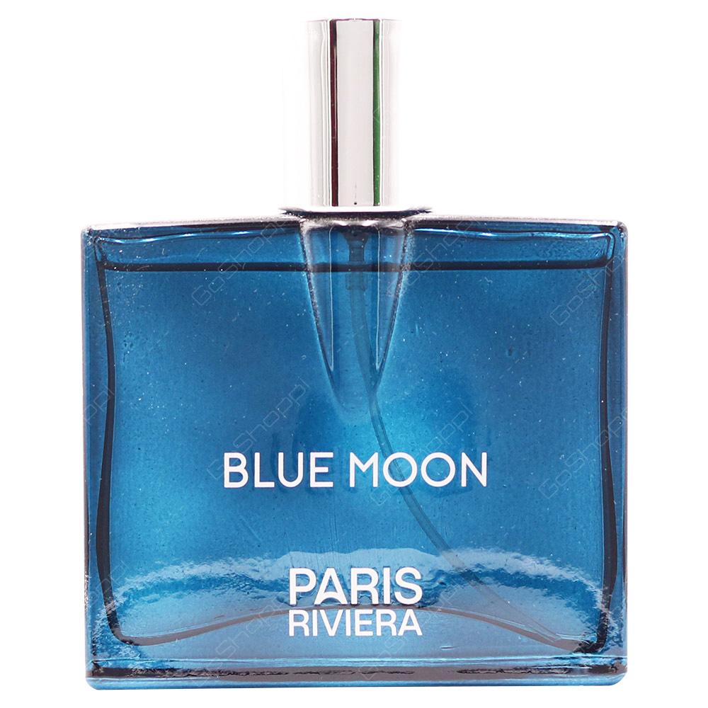 Paris Riviera Blue Moon For Men Eau De Toilette 100ml