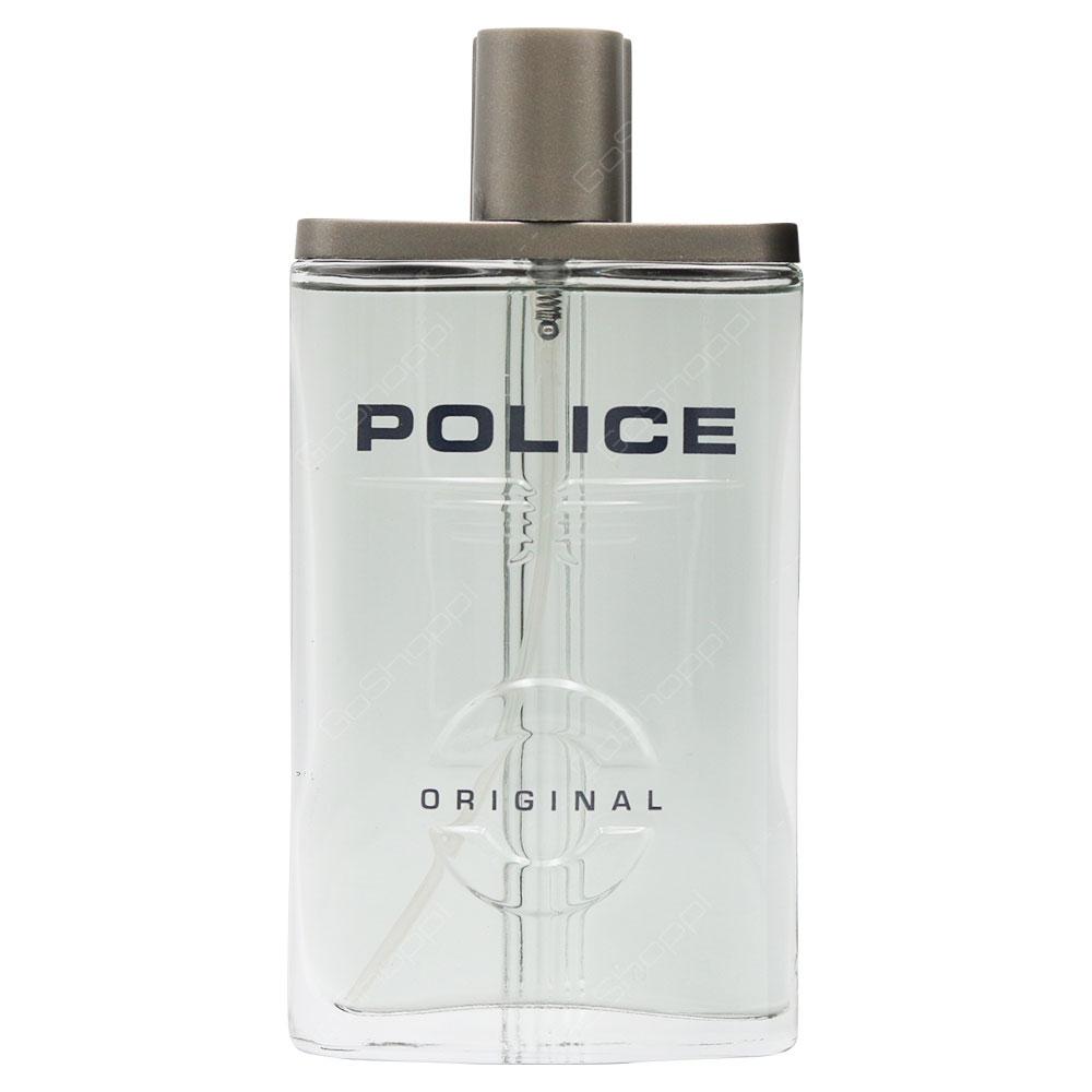 Police Original Pour Homme Eau De Toilette 100ml