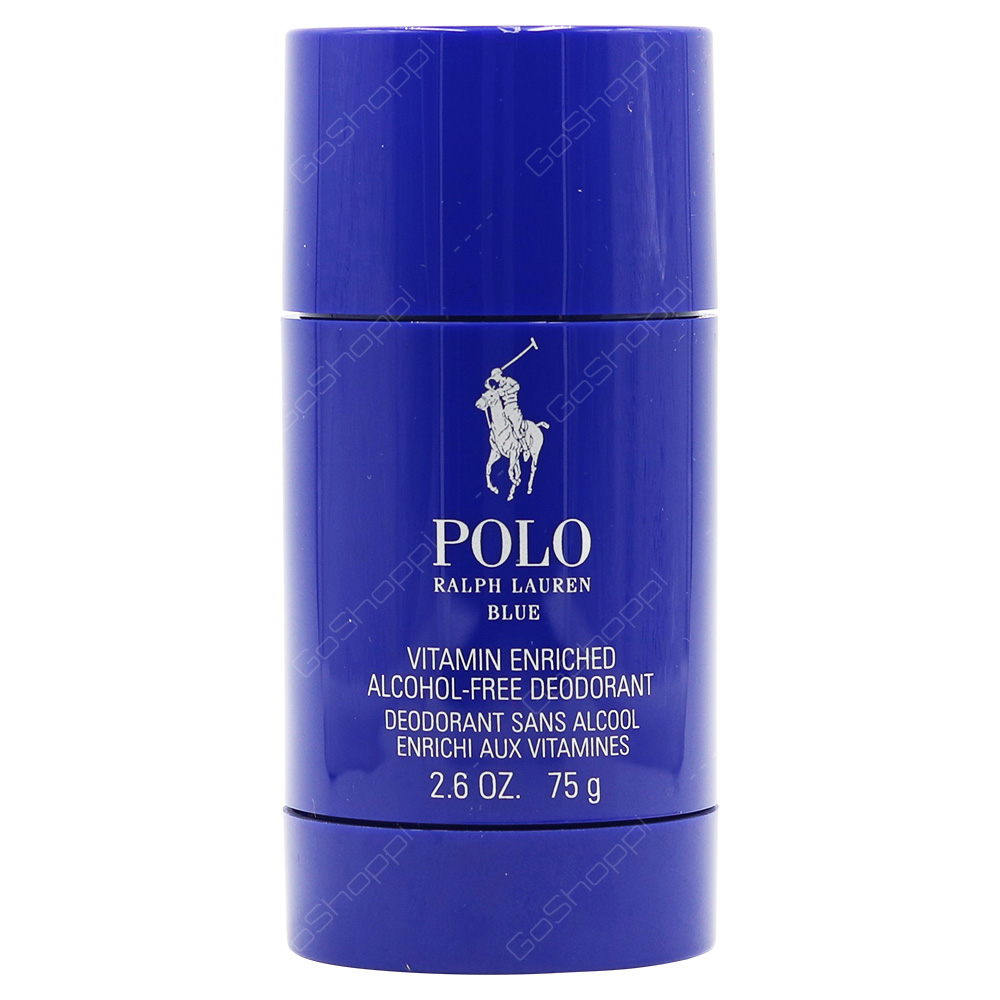 Ralph Lauren Polo Blue For Men Deodorant Stick 75ml