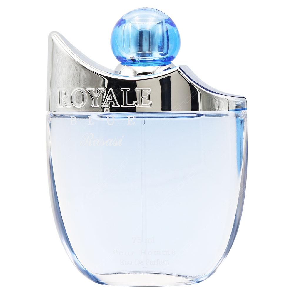 Rasasi Royale Blue Pour Homme Eau De Parfum 75ml