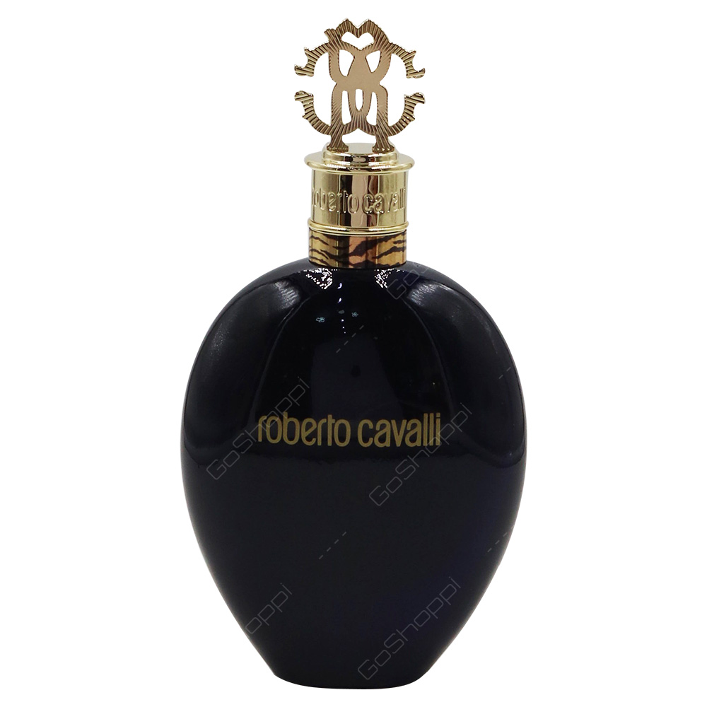 Roberto Cavalli Nero Absoluto For Women Eau De Parfum 75ml