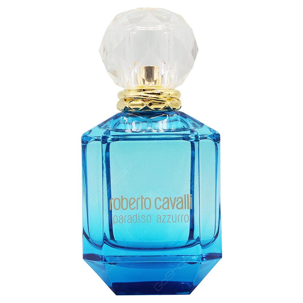 Roberto Cavalli Paradiso Azzurro For Women Eau De Parfum 75ml