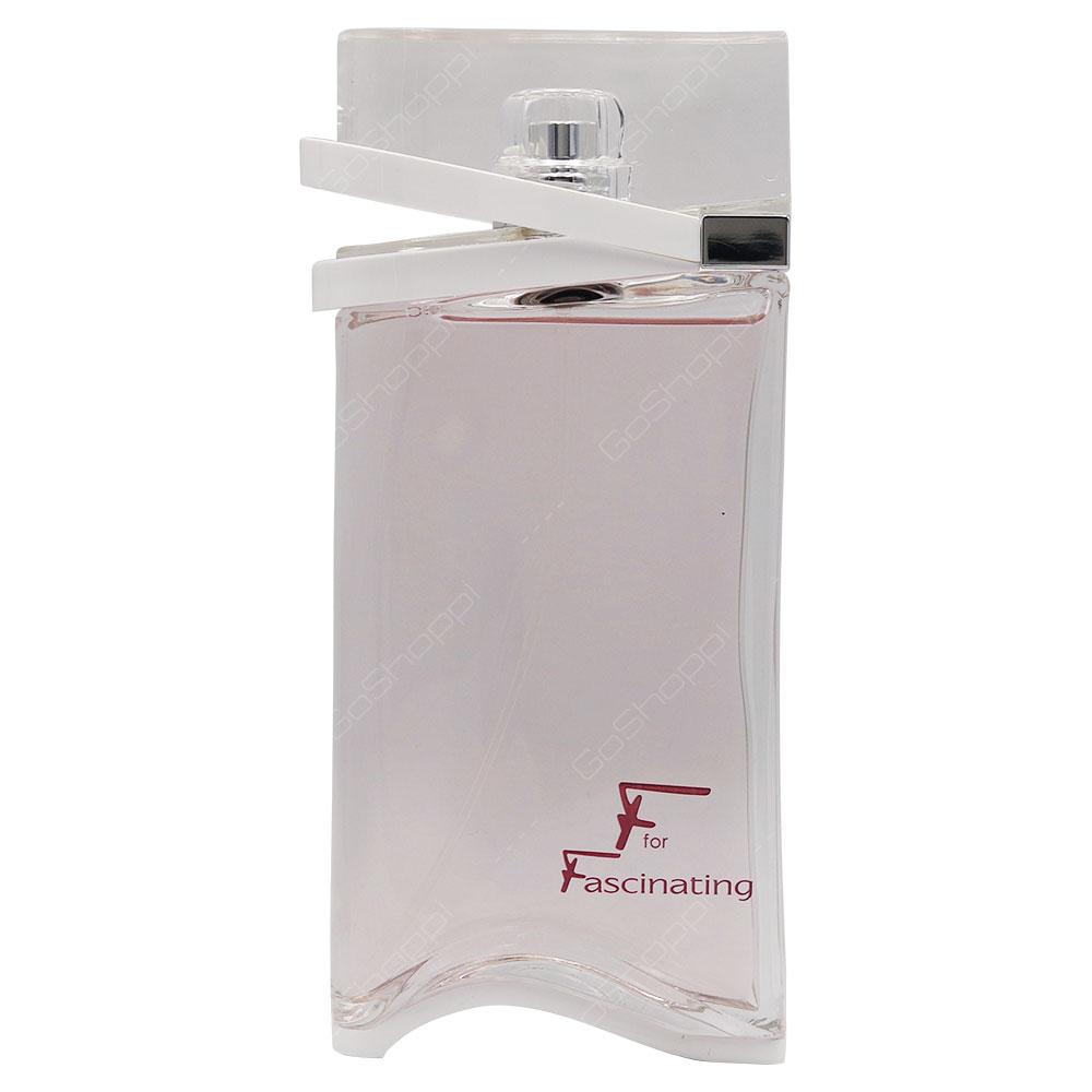 Salvatore Ferragamo F For Fascinating For Women Eau De Parfum 90ml