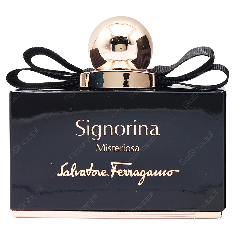 Salvatore Ferragamo Signorina Misteriosa For Women Eau De Parfum 100ml