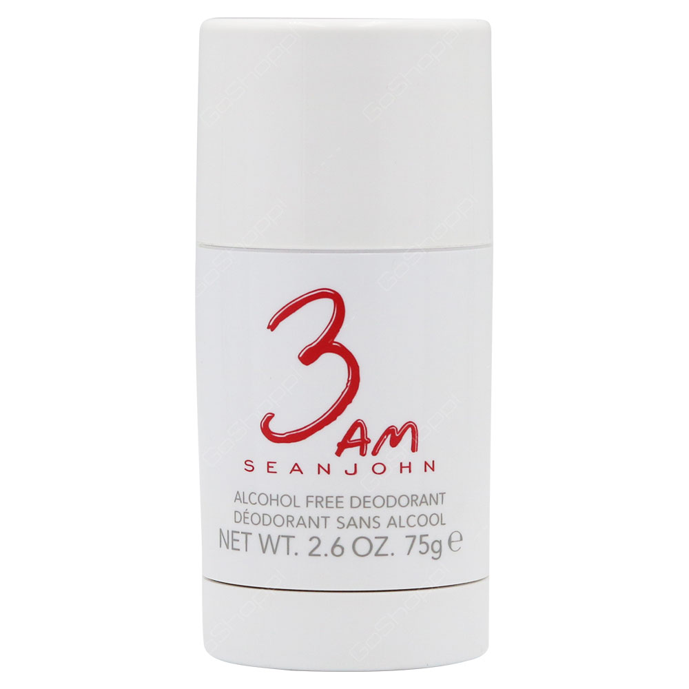 Seanjohn 3AM For Men Deodorant Stick 75g