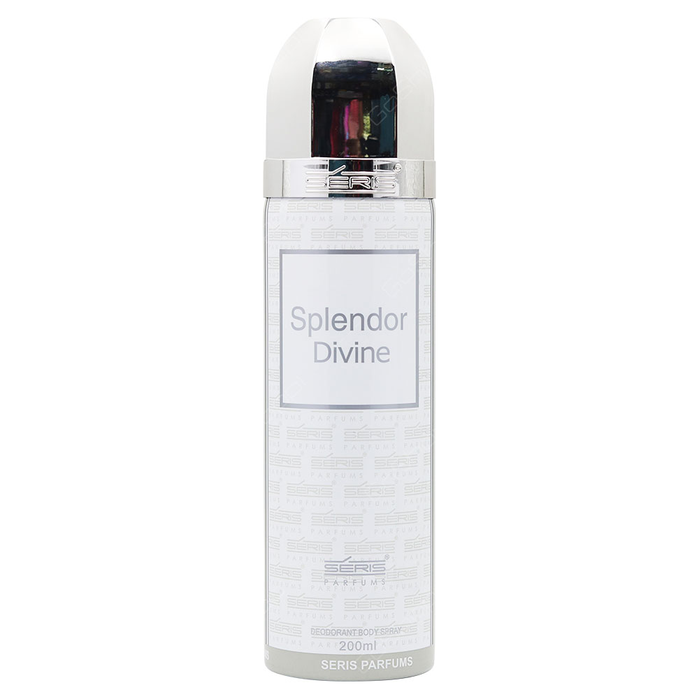 Series Splendor Divine Deodorant Body Spray For Men 200ml
