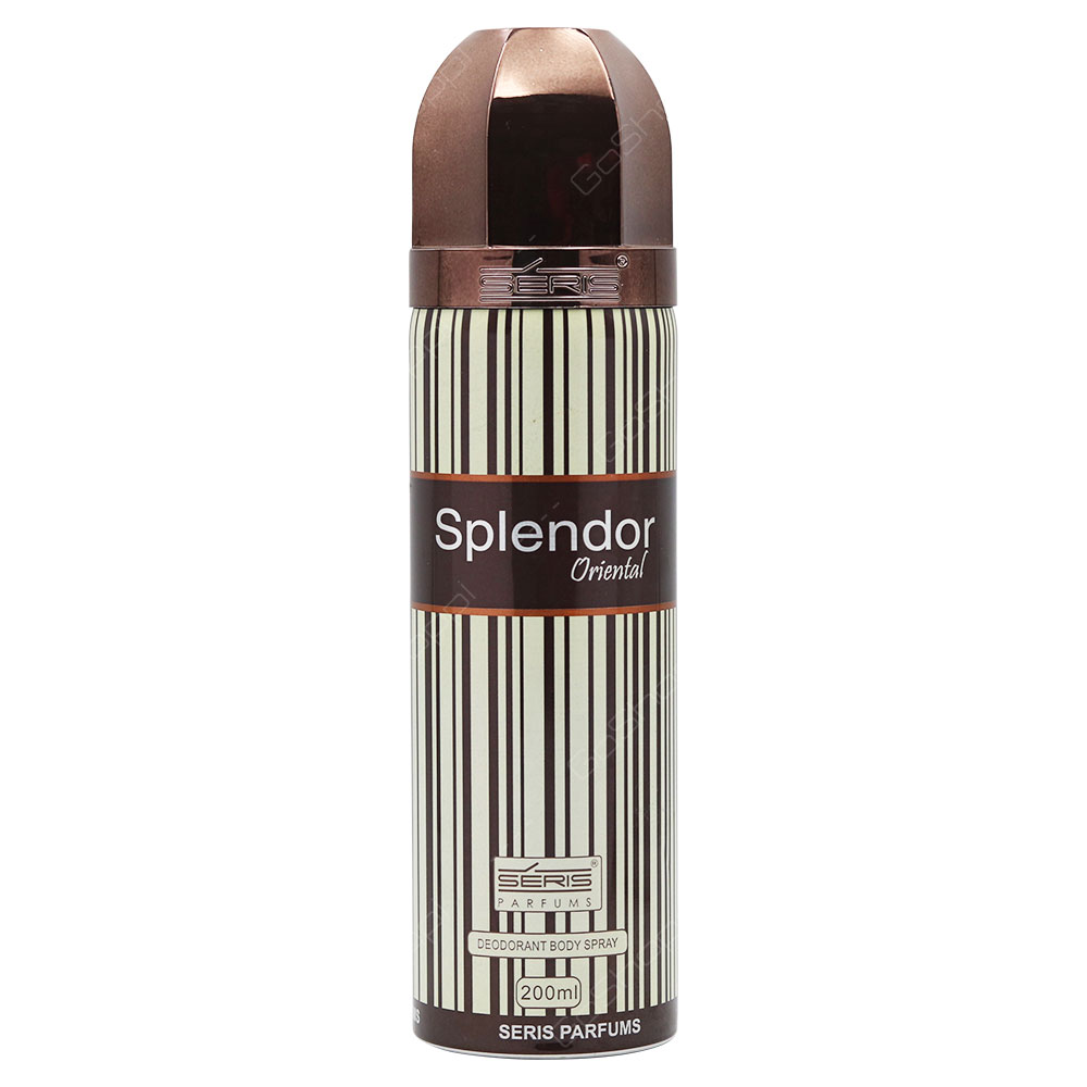 Series Splendor Orient Deodorant Body Spray For Men 200ml