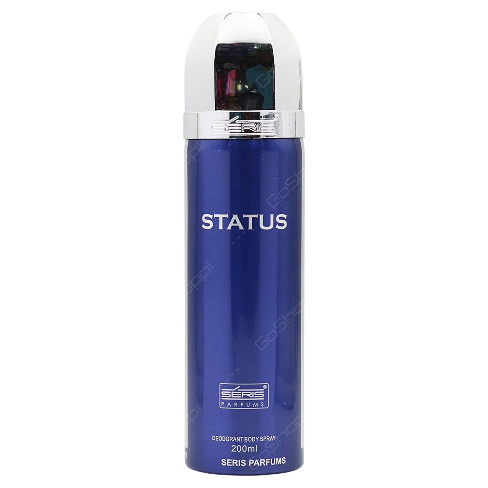 Series Status Deodorant Body Spray For Men 200ml