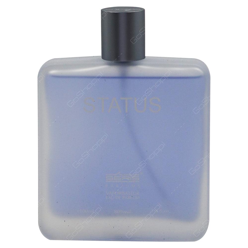 Seris Status For Men Eau De Parfum 100ml