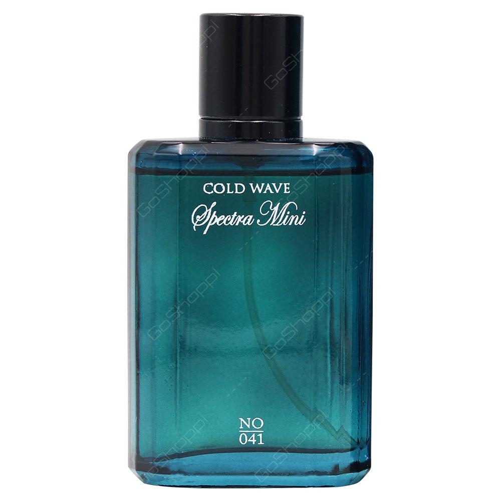 Spectra Mini Cold Wave For Men No 041 Eau De Parfum 55ml