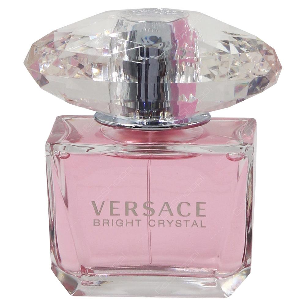 Versace Bright Crystal For Women Eau De Toillete 90ml