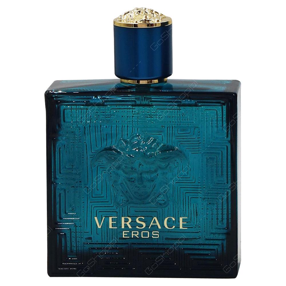 Versace Eros For Men Eau De Toillete 100ml