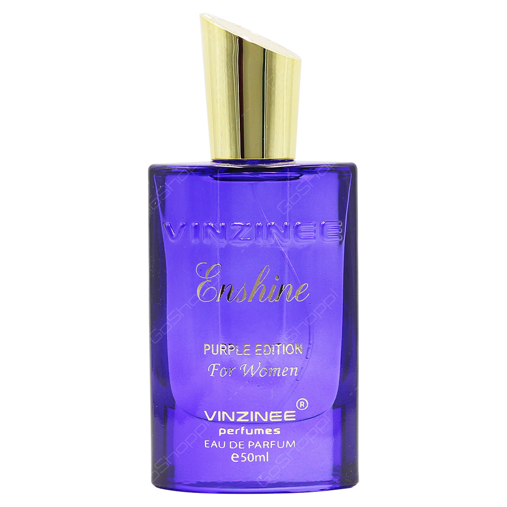 Vinzinee Perfumes Vinzinee Sunshine Purple Edition For Women Eau De Parfum 50ml