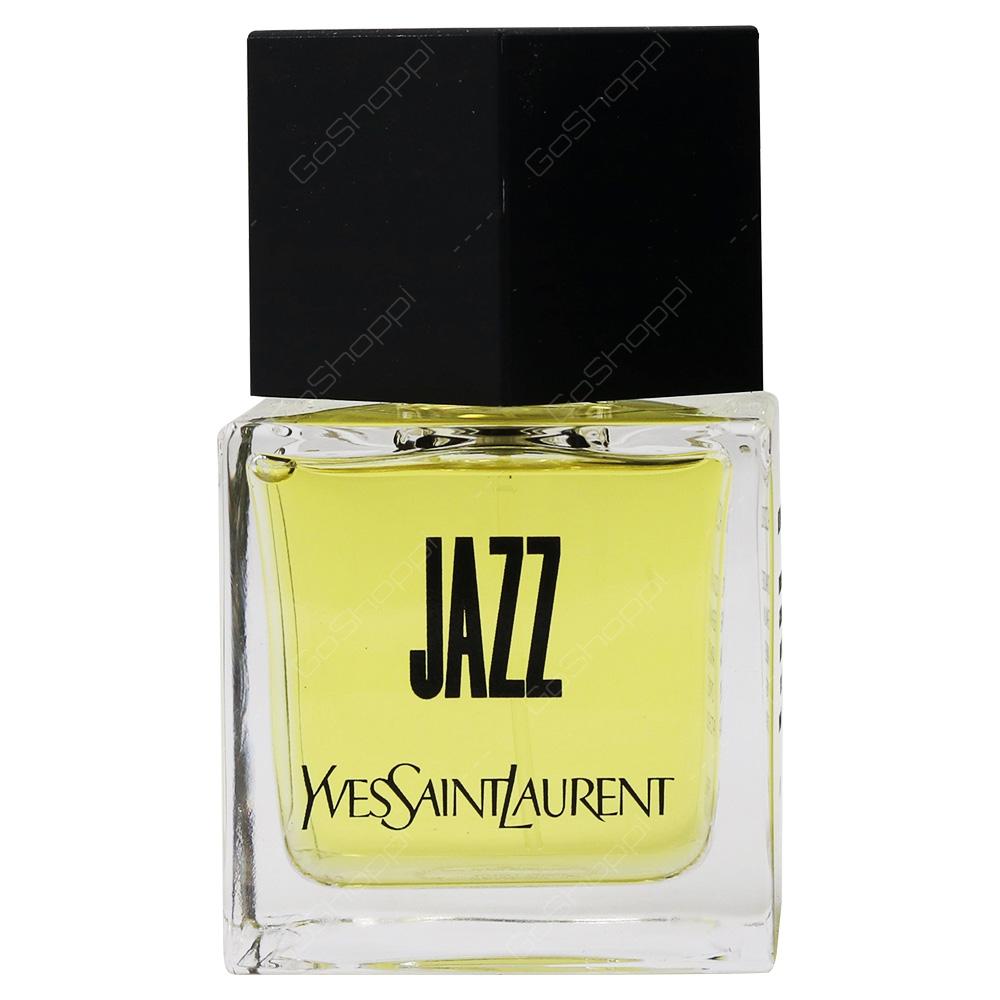 YSL Jazz For Men Eau De Toilette 80ml