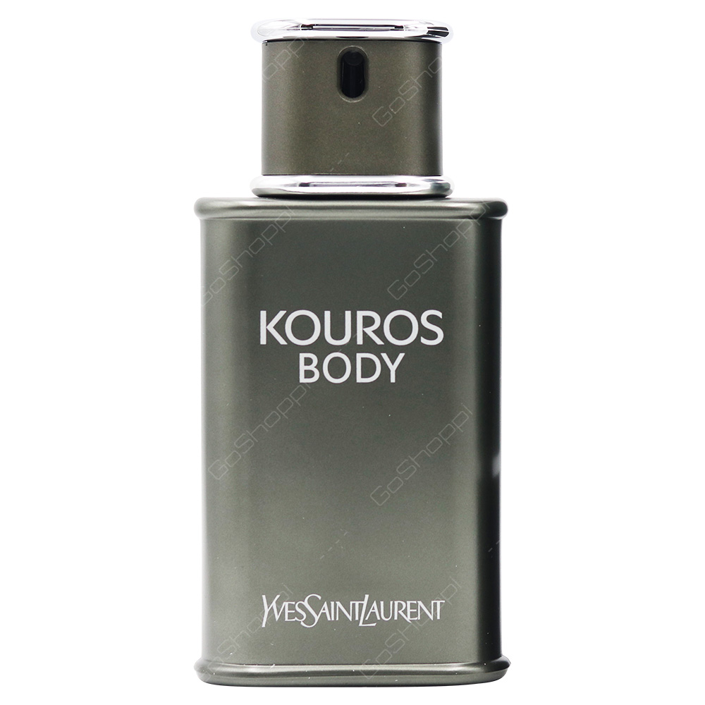 YSL Kouros Body For Men Eau De Toilette 100ml
