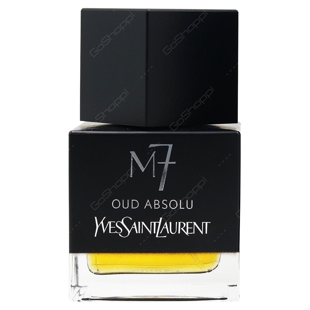 YSL M7 Oud Absolu For Men Eau De Toilette 80ml