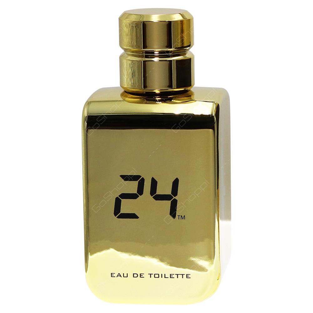 24 Gold Eau De Toilette 100ml