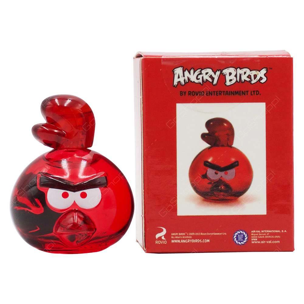 Air Val Angry Birds - Red Eau De Toilette 5ml
