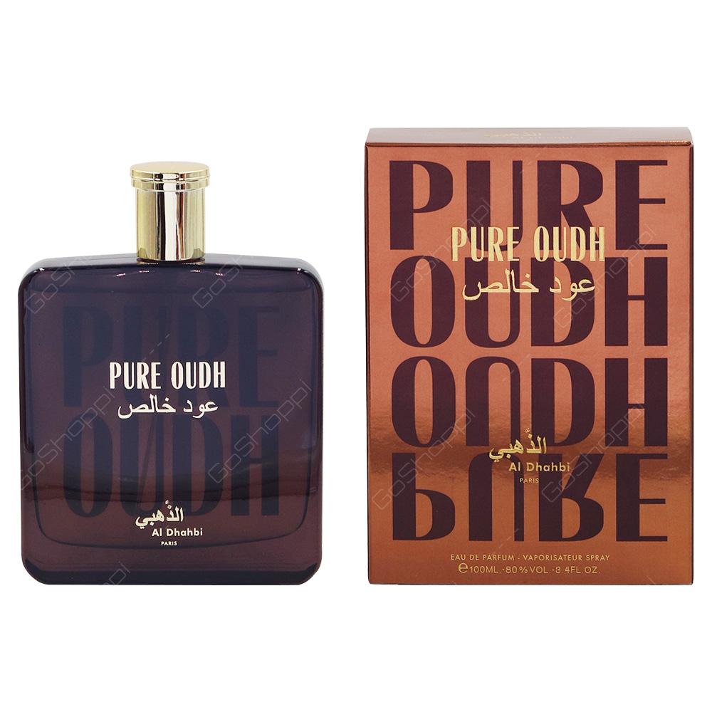 Al Dhahbi Pure Oudh Eau De Parfum 100ml