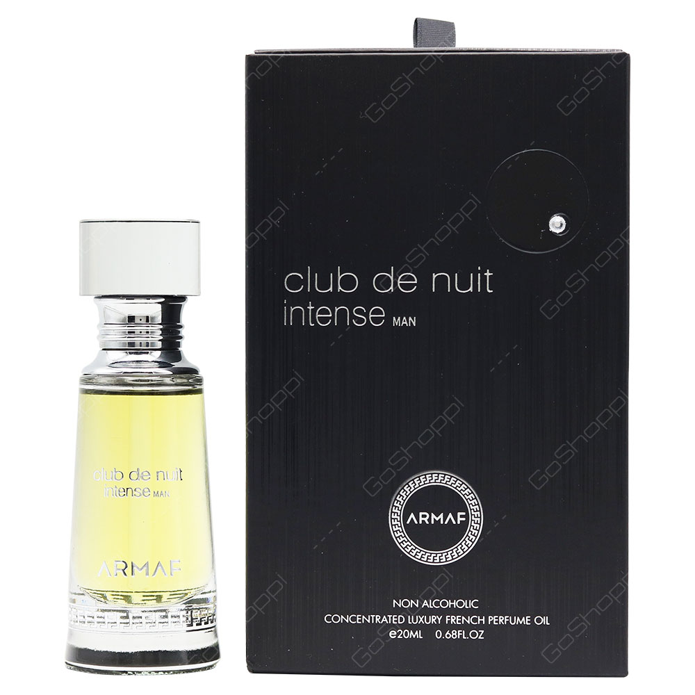 Armaf Club De Nuit Intense Man Concentrated Oil 20ml