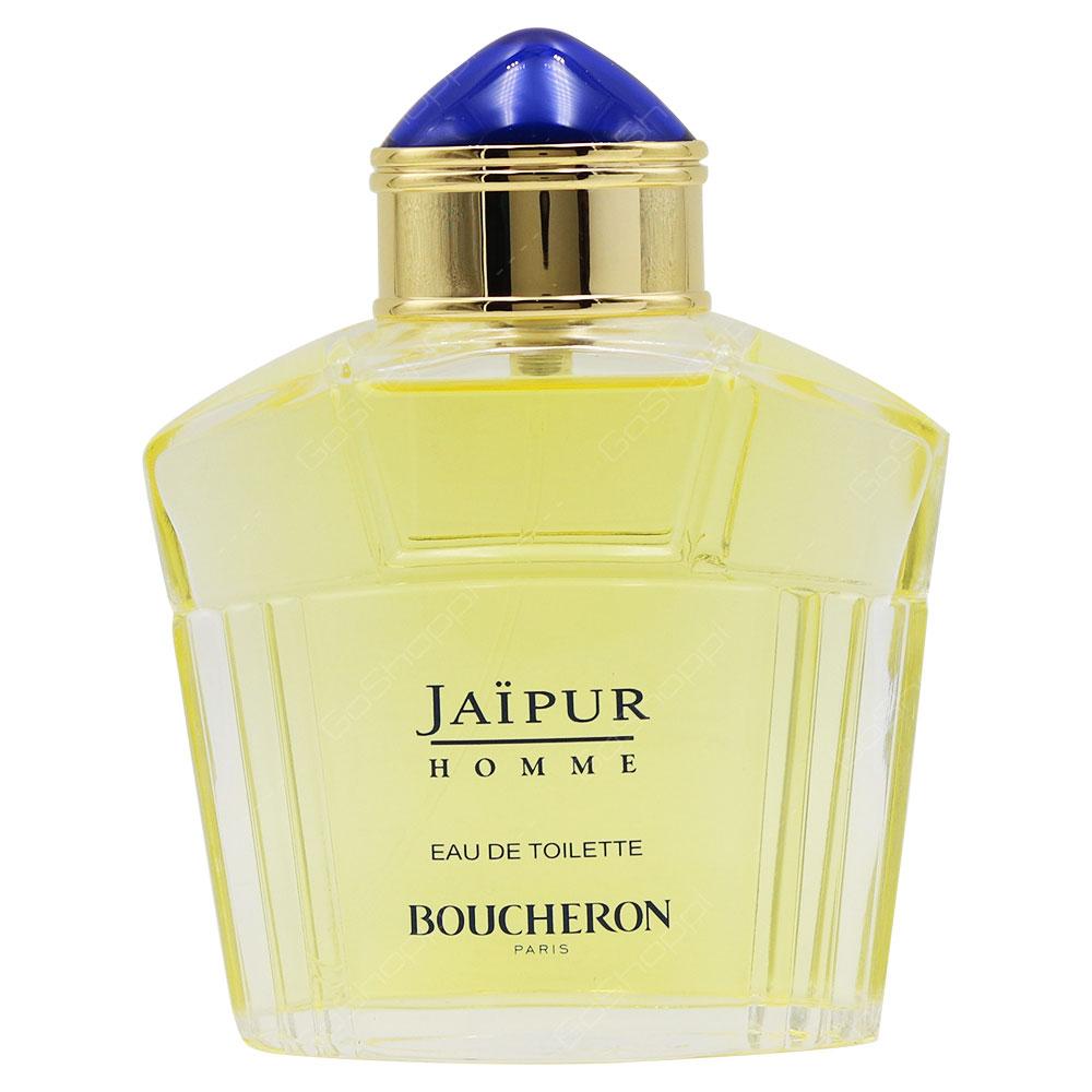 Boucheron Jaipur Homme Eau De Toilette 100ml