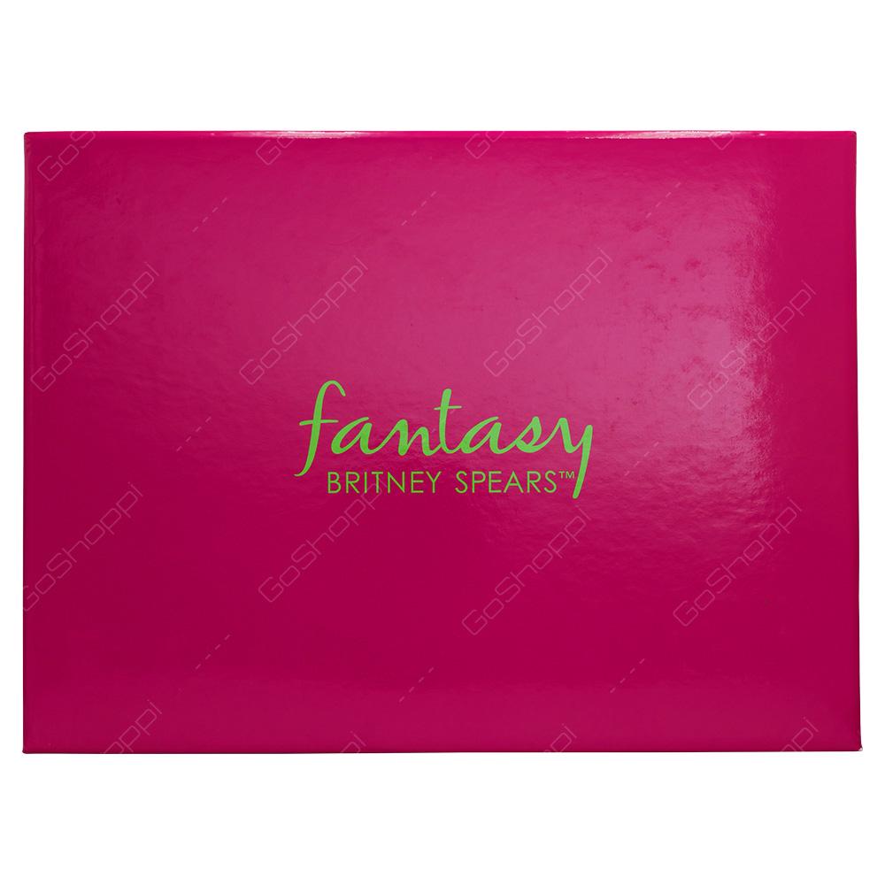 Britney Spears Fantasy Gift Set For Women 3pcs