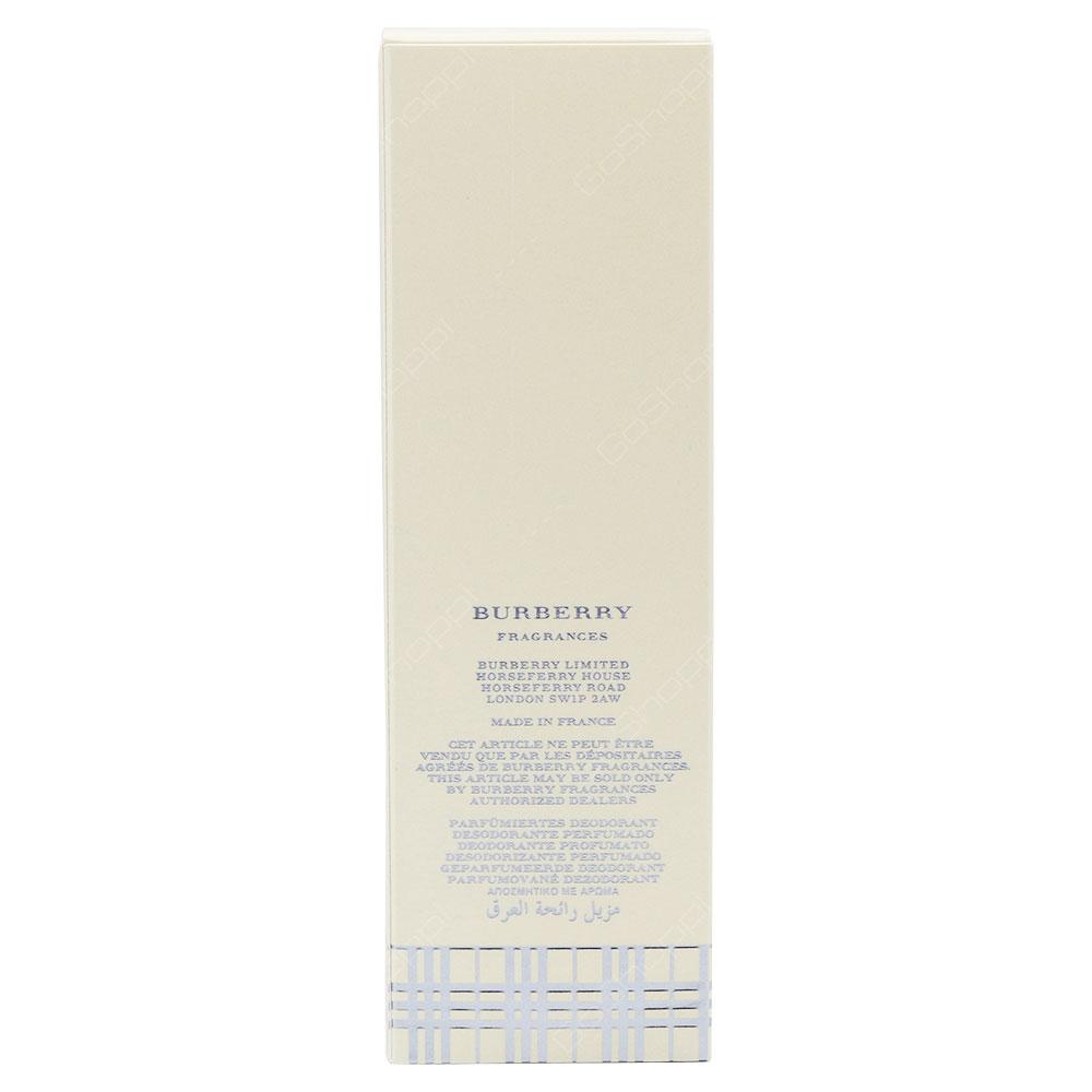 Burberry Perfumed Deodorant For Women 150ml