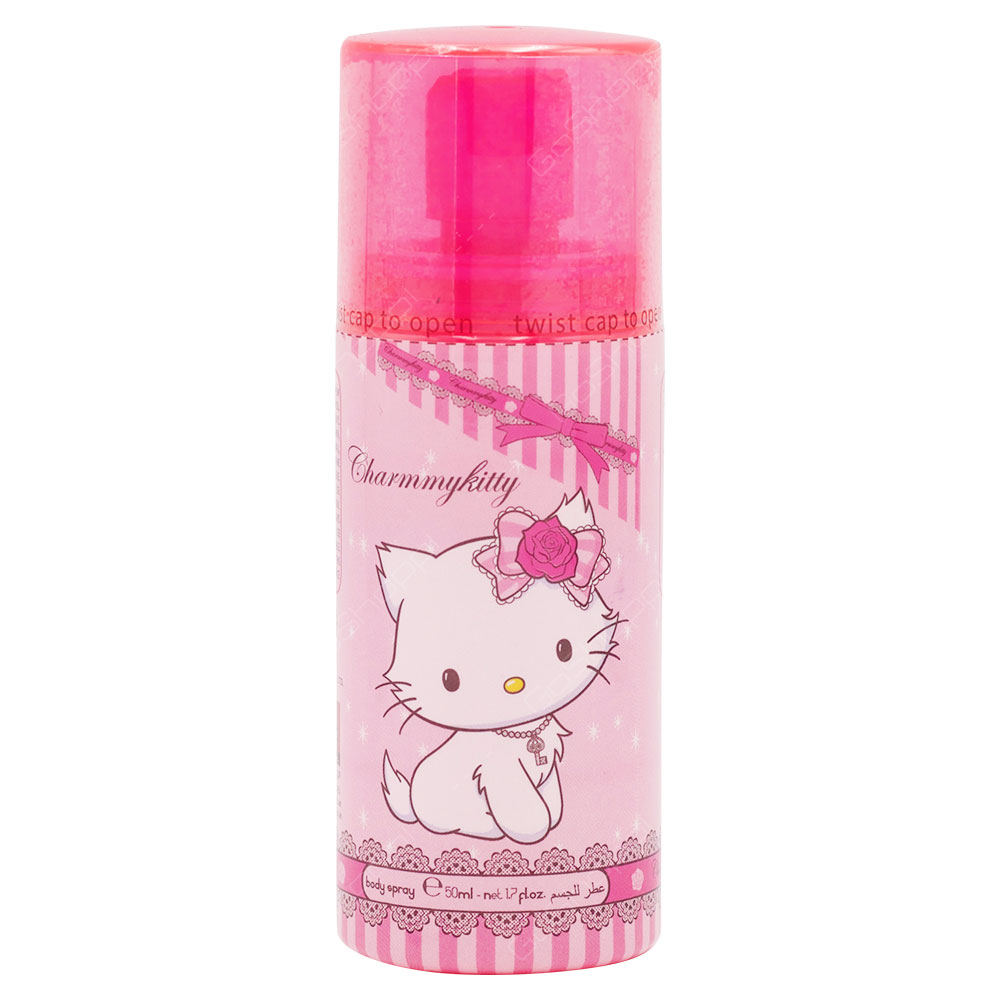 Charmmykitty Body Spray For Kids 50ml
