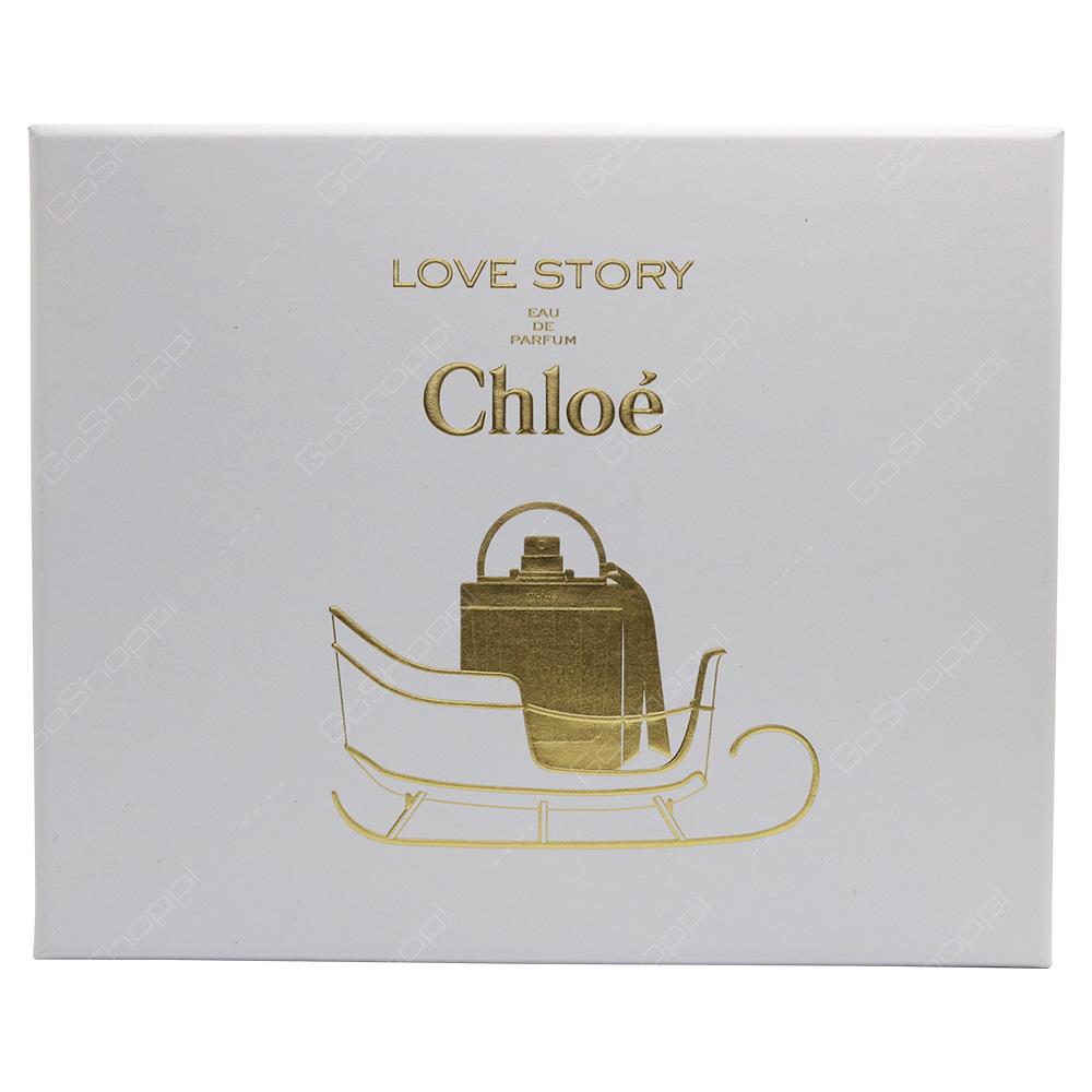 Chloe Love Story Gift Set For Women 3pcs