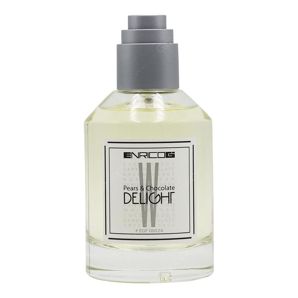 Enrico Enrico Pearls & Chocolate Delight Eau De Parfum 100ml