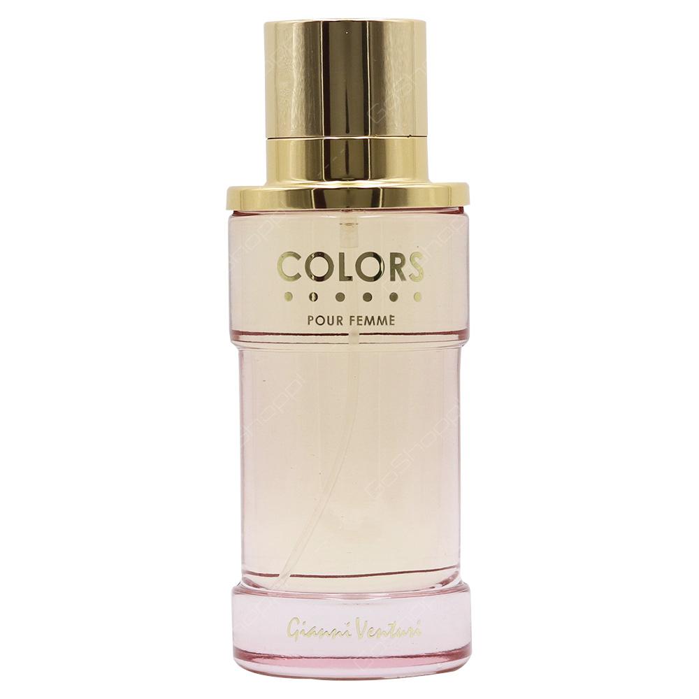 Gianni Venturi Colors Women Eau De Parfum 100ml