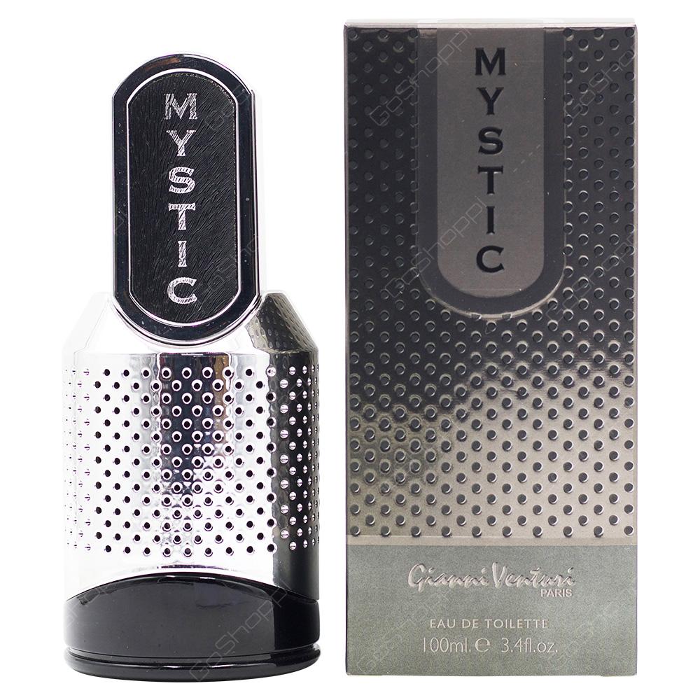 Gianni Venturi Mystic Grey For Men Eau De Toilette 100ml