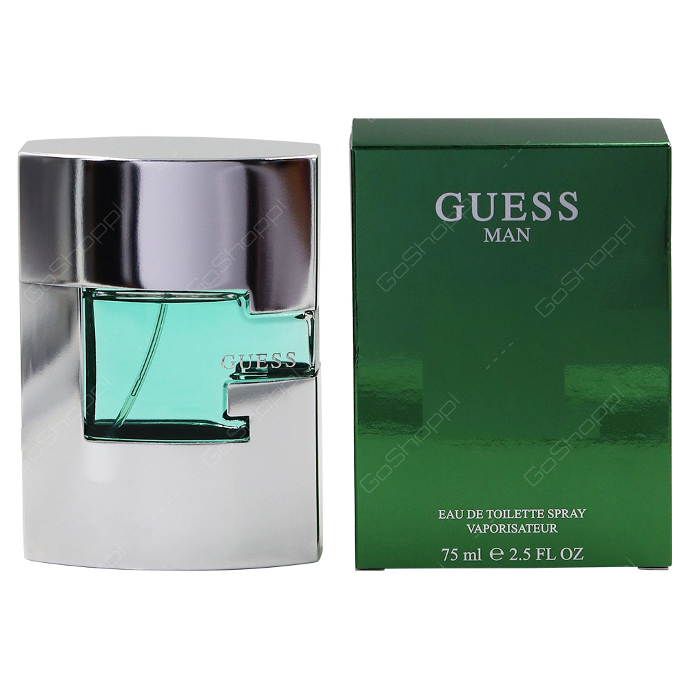 Guess Man Eau De Toilette 75ml