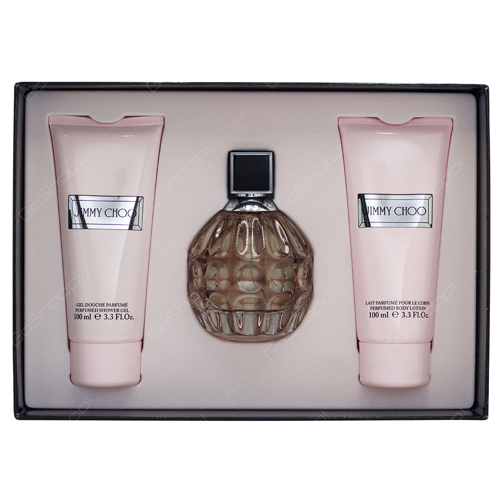 Jimmy Choo Gift Set For Women 3pcs