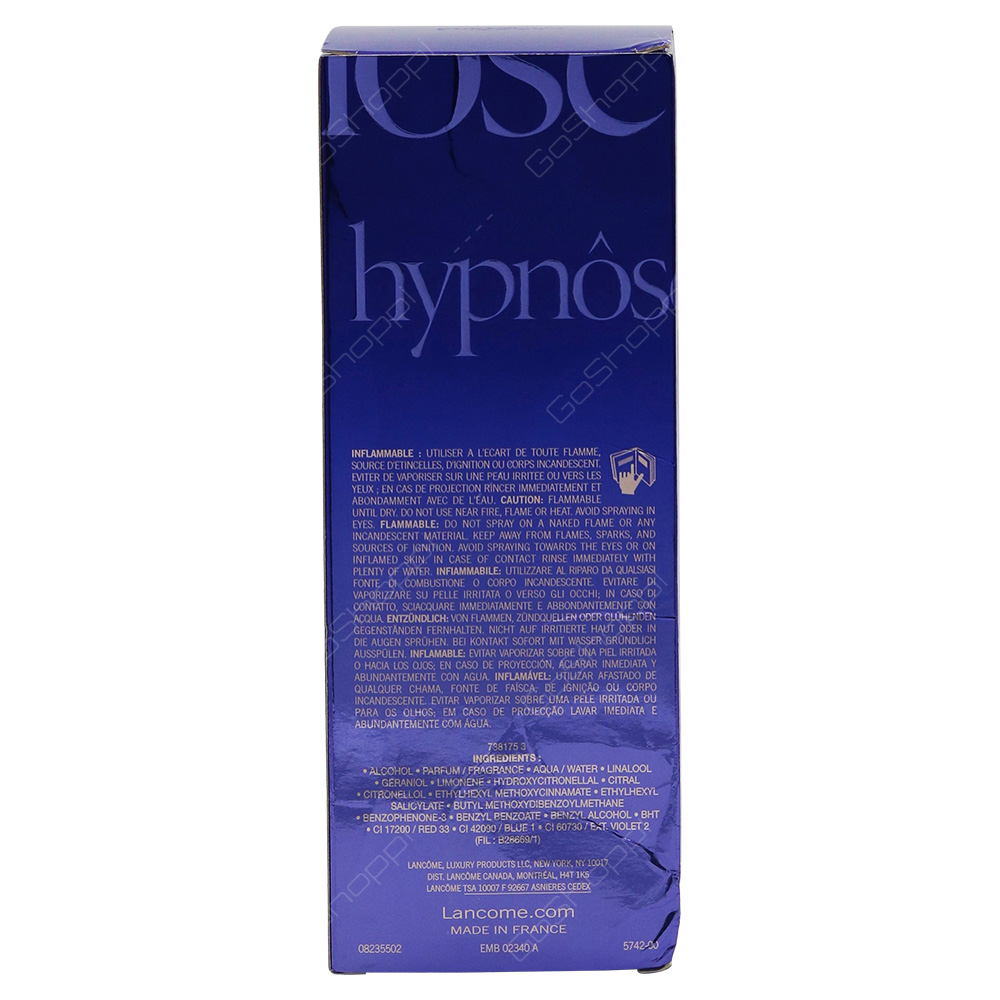 Lancome Hypnose For Women Eau De Parfum 75ml
