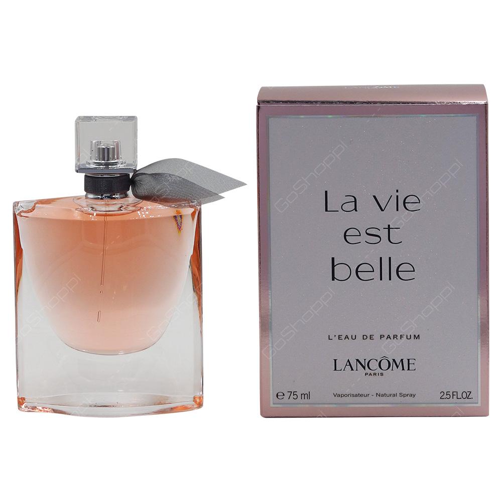 Lancome La Vie Est Belle For Women Eau De Parfum 75ml