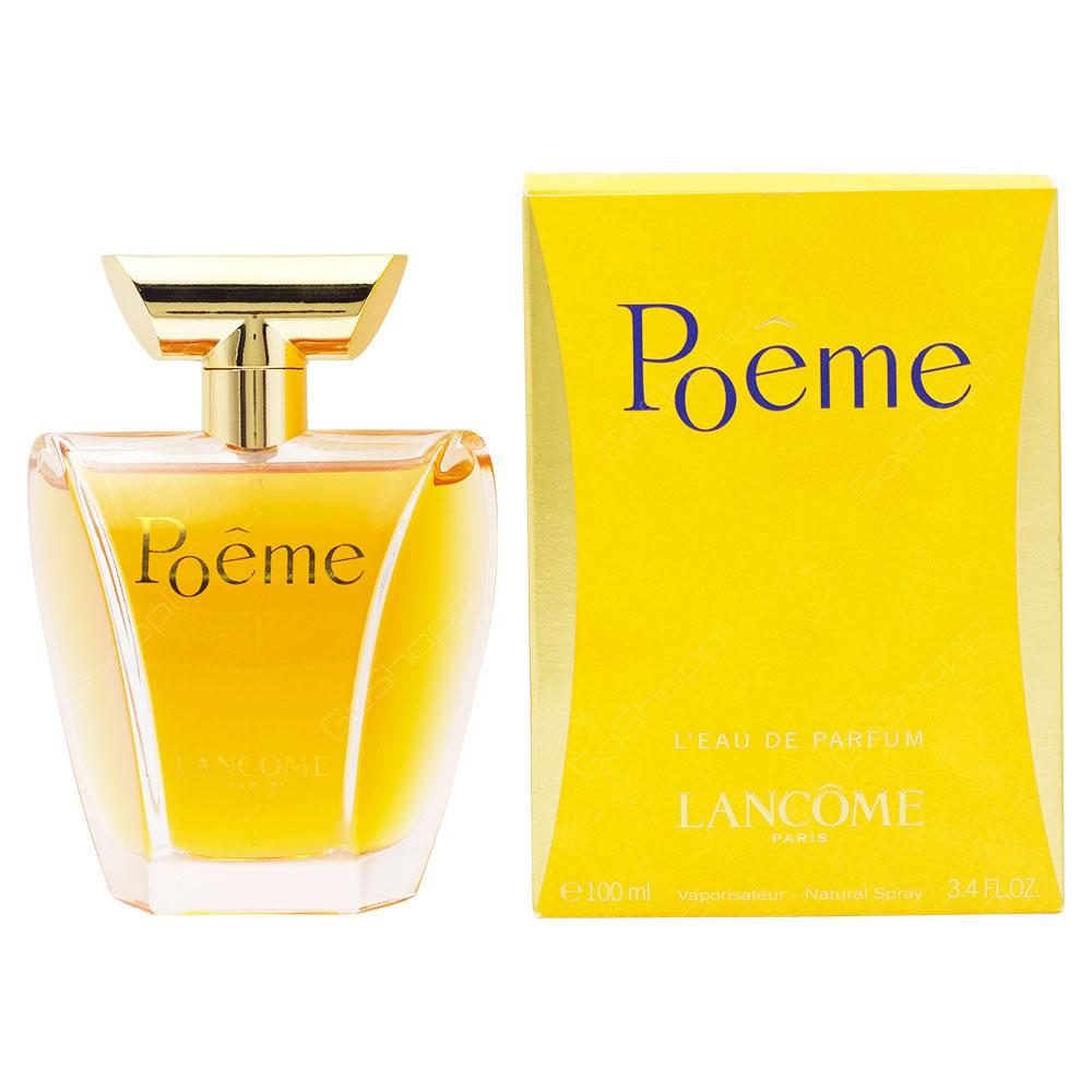 Lancome Poeme For Women Eau De Parfum 100ml