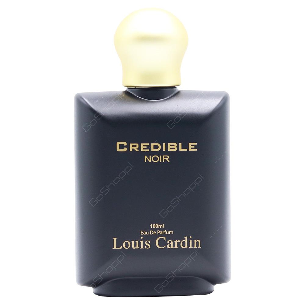 Louis Cardin Louis Cardin Credible Noir For Men Eau De Parfum 100ml