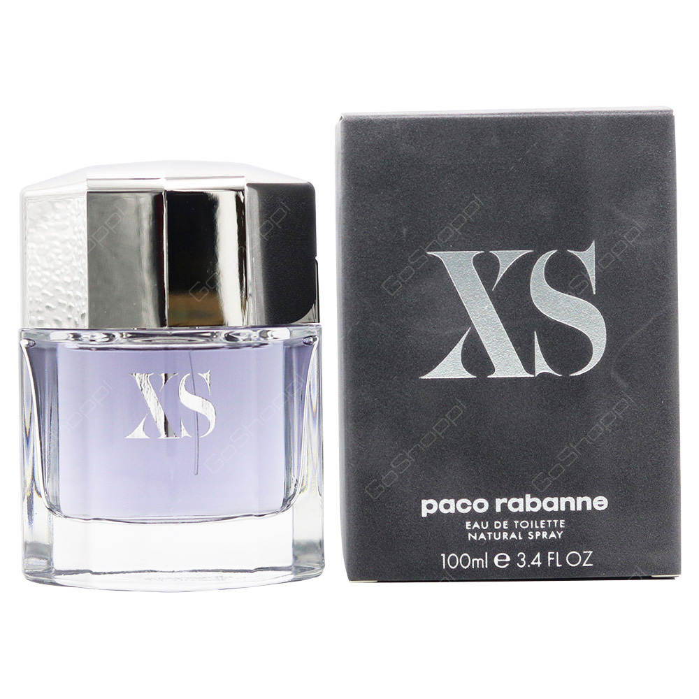 Paco Rabanne Xs Men 2018 Eau De Toilette 100ml