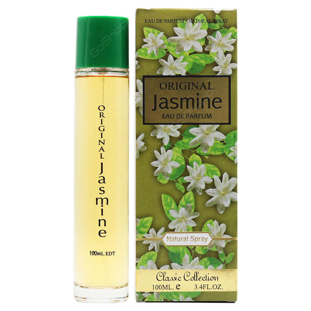 Paris Riviera Original Jasmine For Women Eau De Parfum 100ml