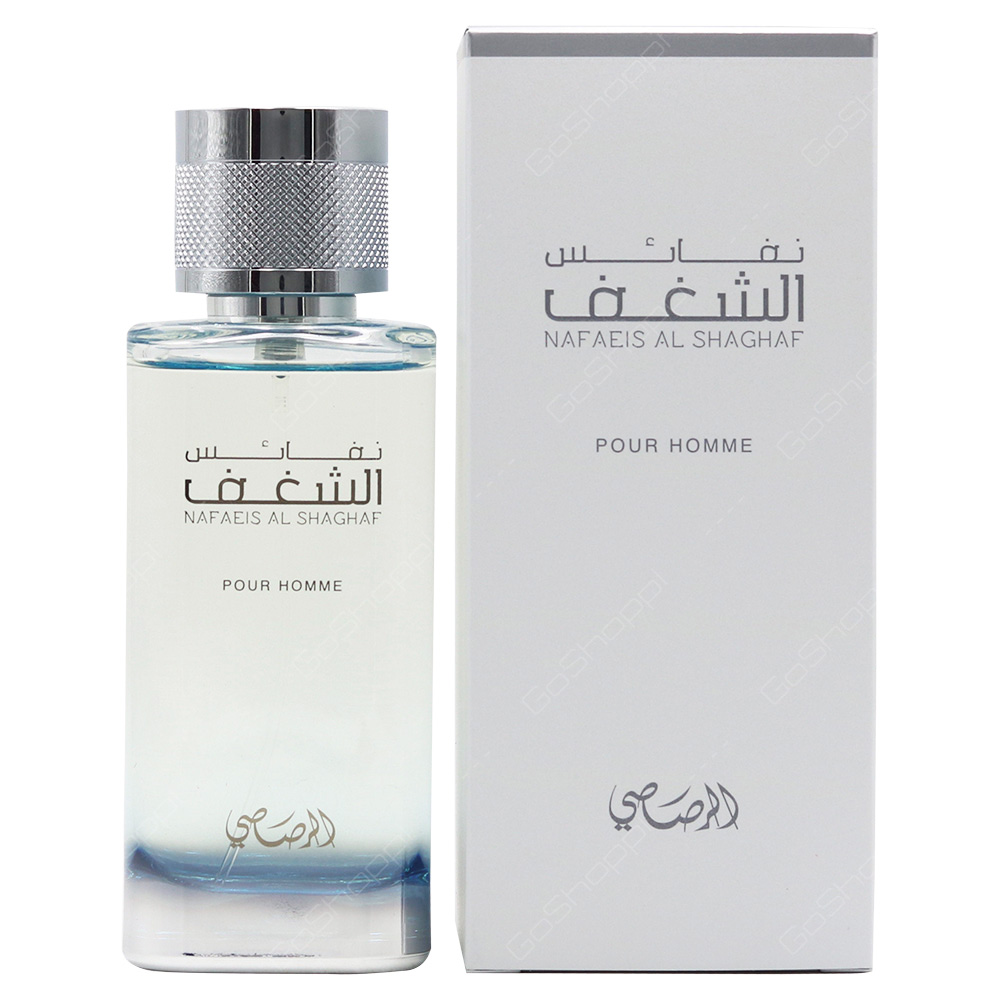 Rasasi Nafaeis Al Shagaf For Men Eau De Parfum 100ml