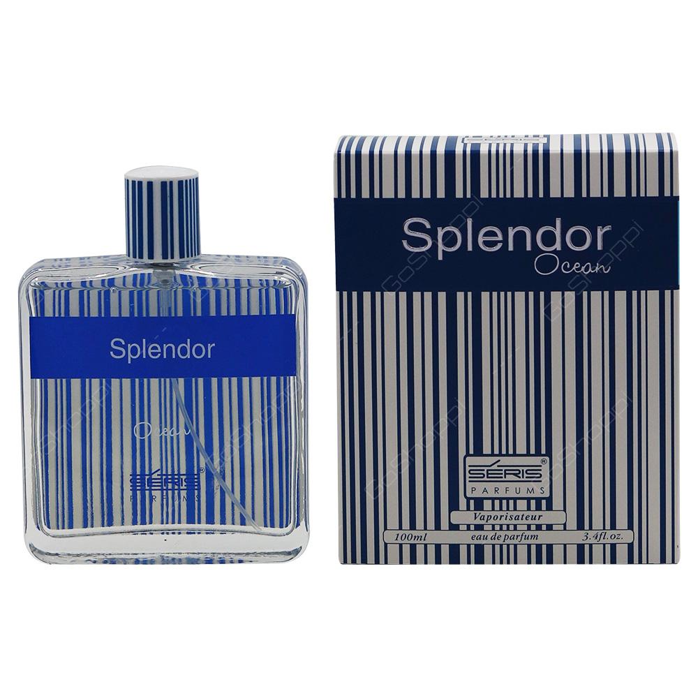 Seris Splendor Ocean For Men Eau De Parfum 100ml