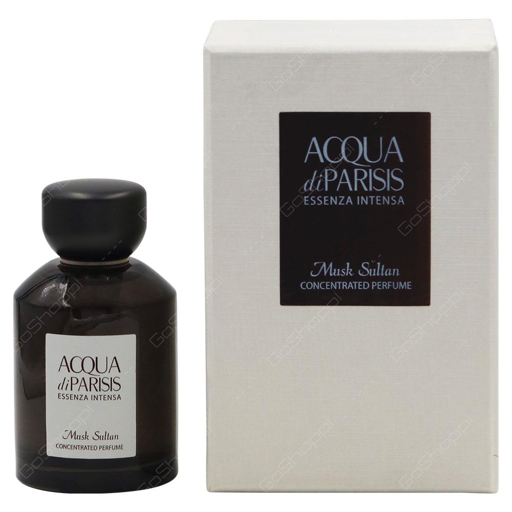 Acqua Di Parisis Musk Sultan Concentrated Perfume 100ml