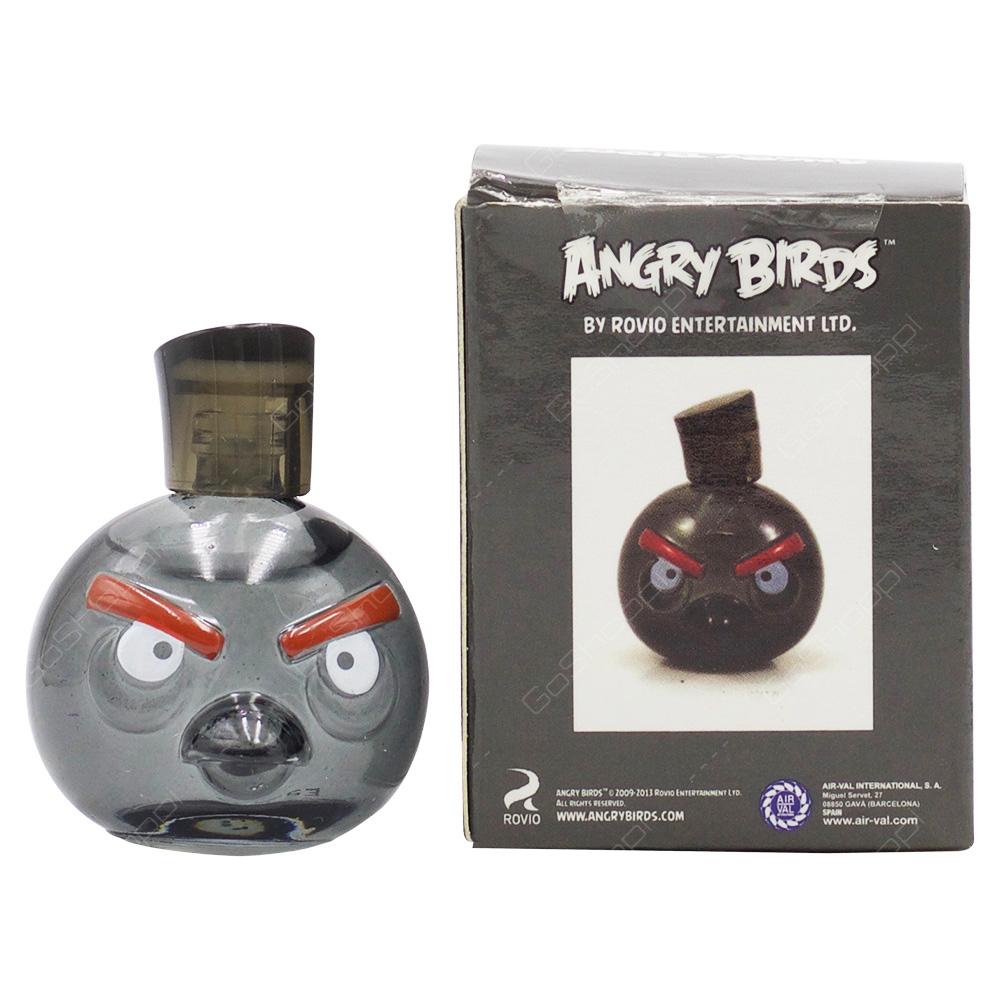 Air Val Angry Birds - Black Eau De Toilette 5ml