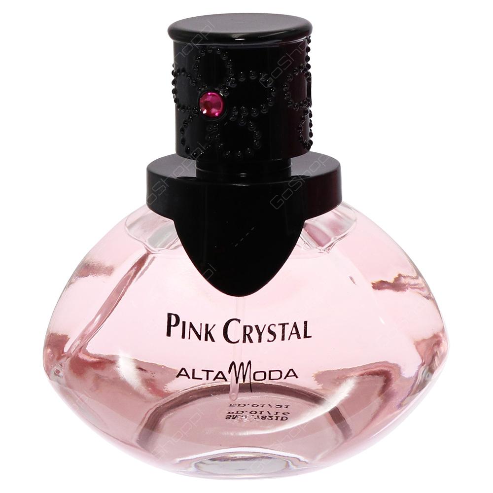 Alta Moda Pink Crystal Pour Femme Eau De Toilette 100ml