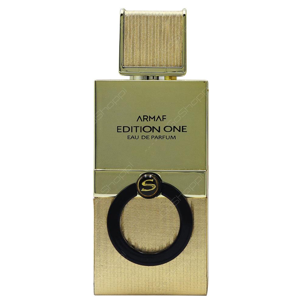 Armaf Edition One Pour Femme Eau De Parfum 100ml